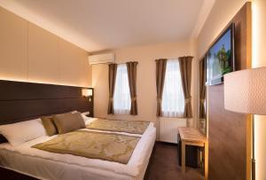 Hotel Honti, Отели  Вишеград - big - 26