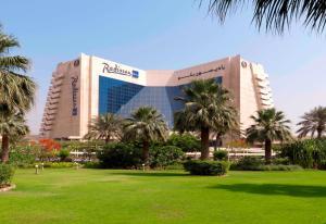 Radisson Blu Resort, Sharjah, Resort  Sharjah - big - 41