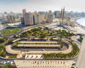 Radisson Blu Resort, Sharjah, Resorts  Schardscha - big - 37