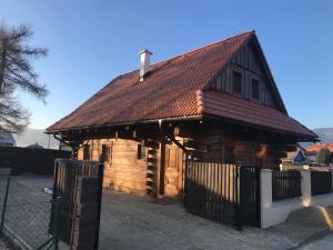 4 hviezdičkový chata Chata Eden Hrabušice Slovensko
