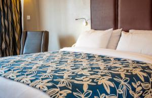 Hotel Ahdoos, Отели  Сринагар - big - 10
