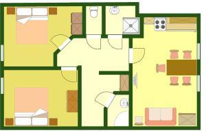 Stögergut by Schladming-Appartements, Apartmány  Schladming - big - 2