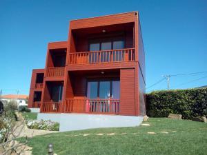Baluarte Citadino Coxos Beach Lodge - Santa Cruz