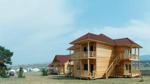 Mini-hotel Melodia Olkhona - Goryachinsk