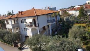 3 hviezdičkový apartmán Apartments Helena Umag Chorvátsko