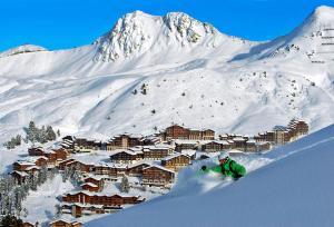 obrázek - appart ski a belle plagne