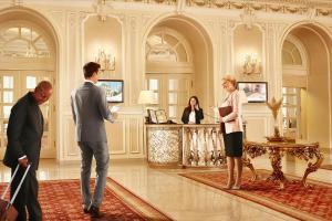 Grand Hotel Continental, Hotels  Bukarest - big - 55