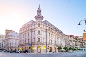 Grand Hotel Continental, Hotels  Bukarest - big - 52