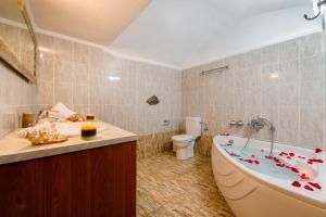 Nereids Private Villas, Vily  Megalokhori - big - 31
