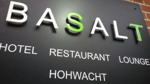 Basalt Hotel Restaurant Lounge