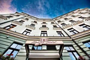 Hanza Hotel - Riga