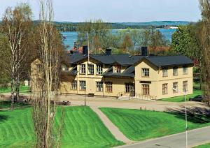 Accommodation in Karlsborg