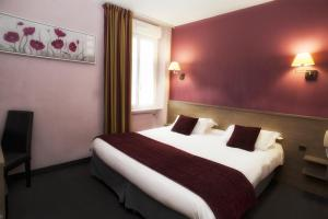 Brit Hotel Le Surcouf, Szállodák  Saint Malo - big - 3