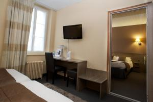 Brit Hotel Le Surcouf, Szállodák  Saint Malo - big - 25