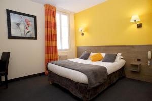 Brit Hotel Le Surcouf, Szállodák  Saint Malo - big - 23