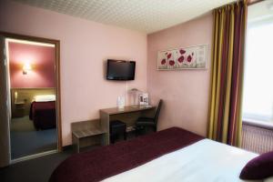 Brit Hotel Le Surcouf, Hotely  Saint-Malo - big - 21