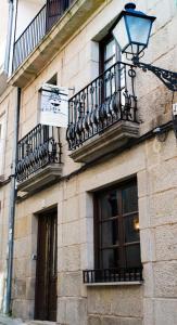 A Lareira De Allariz, Дома для отпуска  Альярис - big - 1