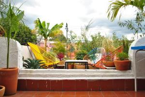 Семейный отель Chante 18, Пуэбла