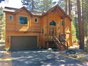 2380 Alice Lake Rd Cabin, Holiday homes  South Lake Tahoe - big - 1