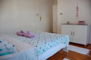Apartments Mike, Apartmány  Novalja - big - 139