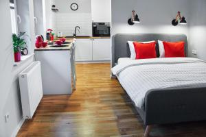 Luxurious Apartments Gertrudy