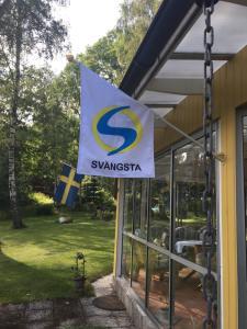 Almagården, Дома для отпуска  Svängsta - big - 20