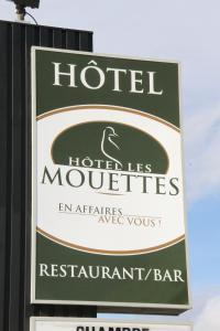 Hôtel Les Mouettes - Hotel - Sept-Îles