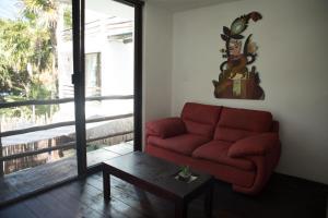 Residencia Gorila, Apartmanhotelek  Tulum - big - 166