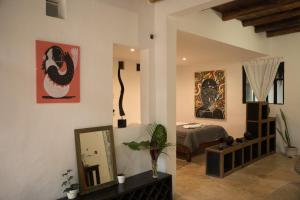 Residencia Gorila, Apartmanhotelek  Tulum - big - 194