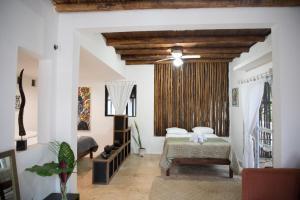 Residencia Gorila, Apartmanhotelek  Tulum - big - 193