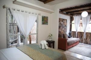 Residencia Gorila, Apartmanhotelek  Tulum - big - 197