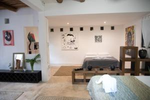 Residencia Gorila, Apartmanhotelek  Tulum - big - 199