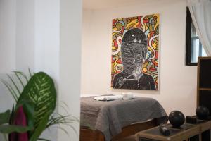 Residencia Gorila, Apartmanhotelek  Tulum - big - 198