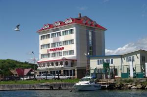 Гостиница Паллада