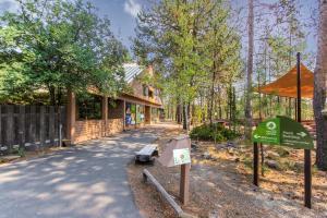 7 Redwood, Дома для отпуска  Санривер - big - 15
