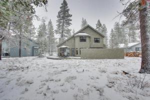 7 Redwood, Дома для отпуска  Санривер - big - 29