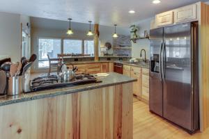 7 Redwood, Дома для отпуска  Санривер - big - 32