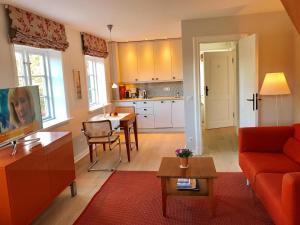 Ulenhof Appartements, Ferienwohnungen  Wenningstedt-Braderup - big - 11