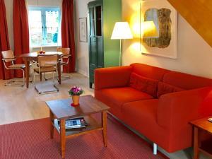 Ulenhof Appartements, Ferienwohnungen  Wenningstedt-Braderup - big - 79