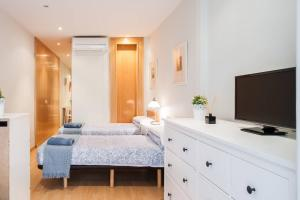 Nice apartment near Barcelona center