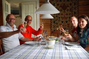 Västergård Bed & Breakfast, Bed and Breakfasts  Nauvo - big - 17