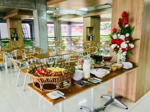 Eco Inn Ubon Ratchathani, Hotel  Ubon Ratchathani - big - 19