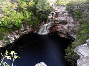 Casa das Cachoeiras, Ubytování v soukromí  Lençóis - big - 22