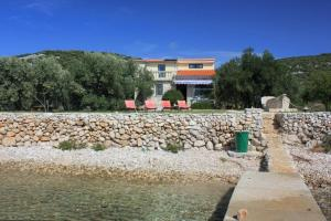 obrázek - Seaside house for families with children Cove Soline bay - Soline (Pasman) - 8482