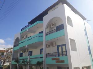 Hotel Mochlos, Апартаменты  Мохлос - big - 38