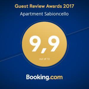 Apartment Sabioncello, Apartmány  Split - big - 16