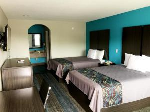 Americas Best Value Inn & Suites Mont Belvieu Houston, Motelek  Eldon - big - 23