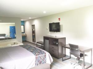 Americas Best Value Inn & Suites Mont Belvieu Houston, Motelek  Eldon - big - 22