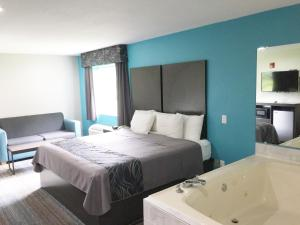 Americas Best Value Inn & Suites Mont Belvieu Houston, Motelek  Eldon - big - 19
