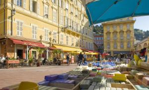 Hotel Villa Rivoli, Hotely  Nice - big - 47